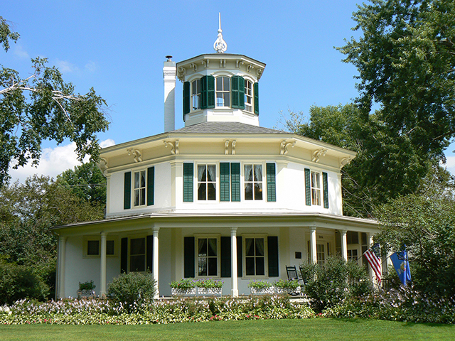 The Octagon House - 4th one freaky places In Washington DC