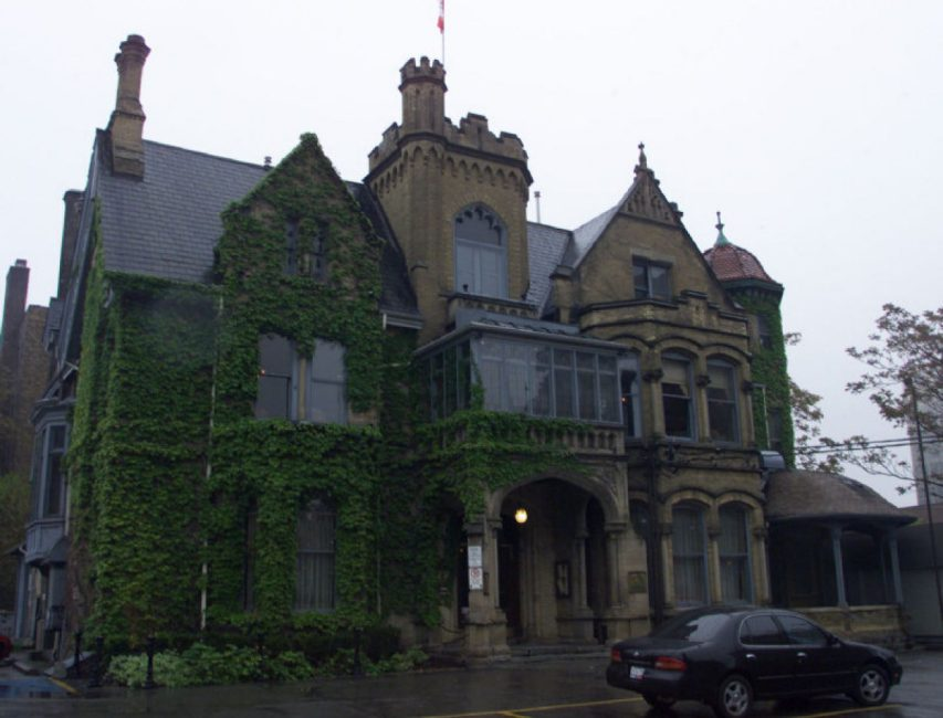 Reportedly Most Haunted Places In Toronto City