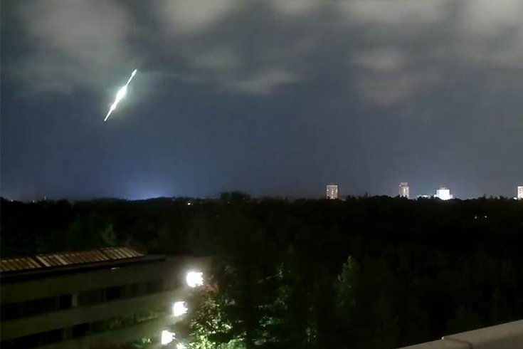 Booms Heard Across US - Thumbnail