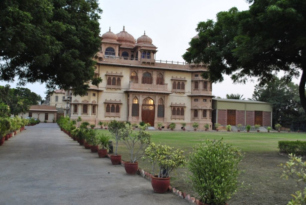 The Freaky beautiful Mohatta Palace secures fifth position in most Haunted Places In Karachi City