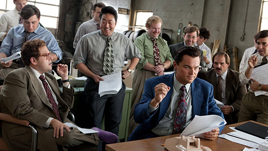 Wolf Of Wall Street In Movies For Teen Entrepreneurs