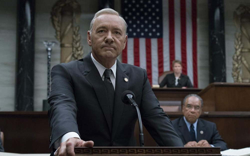 House of Cards  netflix series in hindi dubbed
