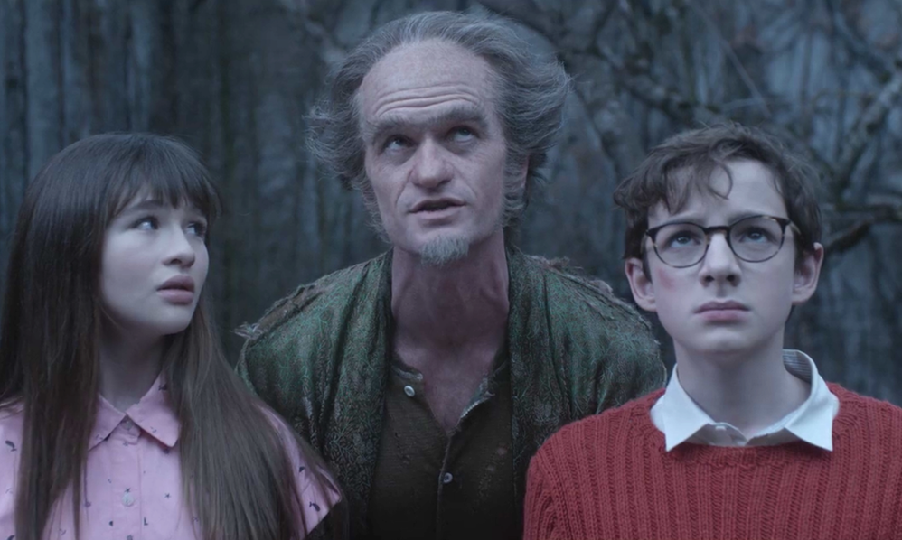 A SERIES OF UNFORTUNATE EVENTS NETFLIX HINDI DUBBED SERIES