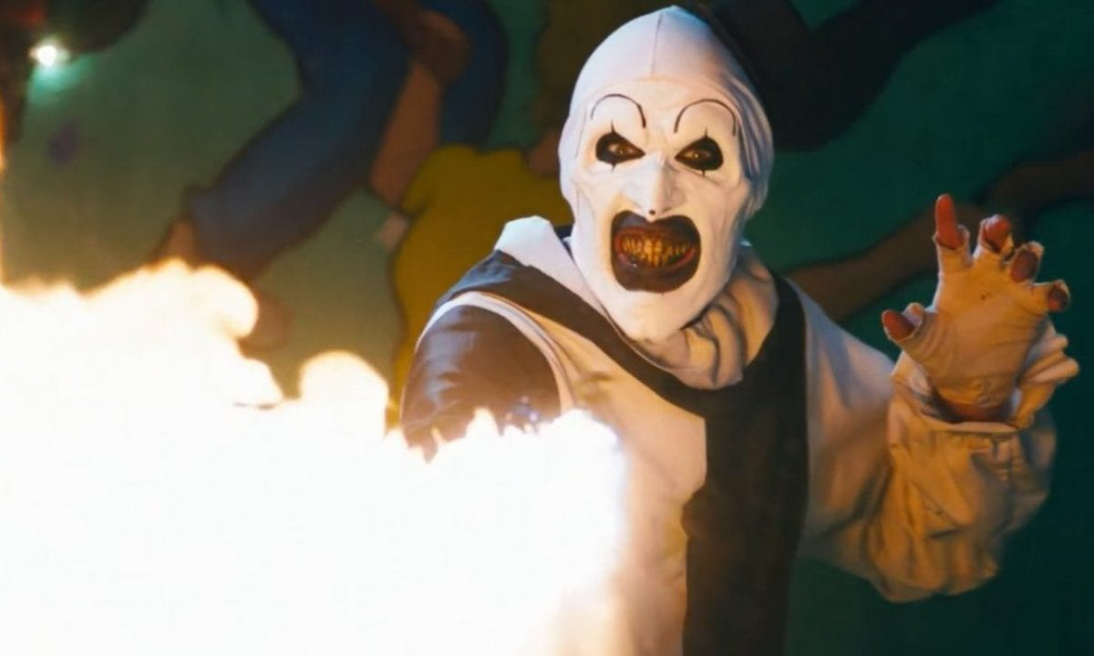Dreadful Clown in the Terrifier Movie Review