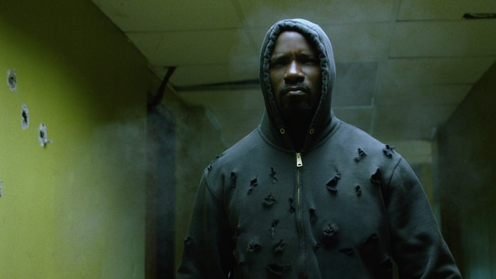 Luke Cage is another brilliant Netflix series in Hindi dubbed