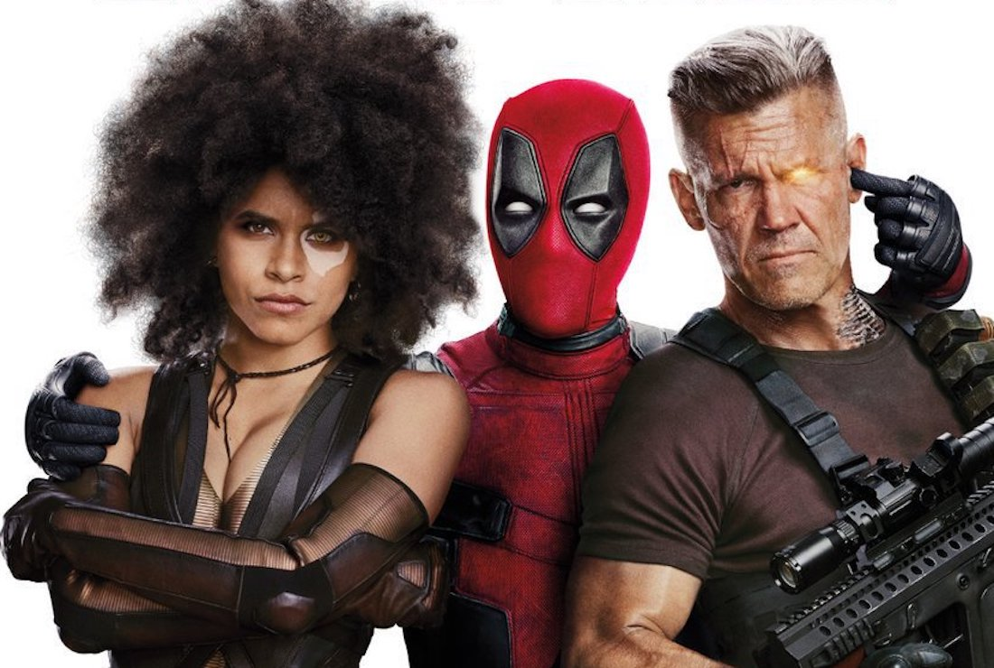 deadpool 2 X-Men movie series list
