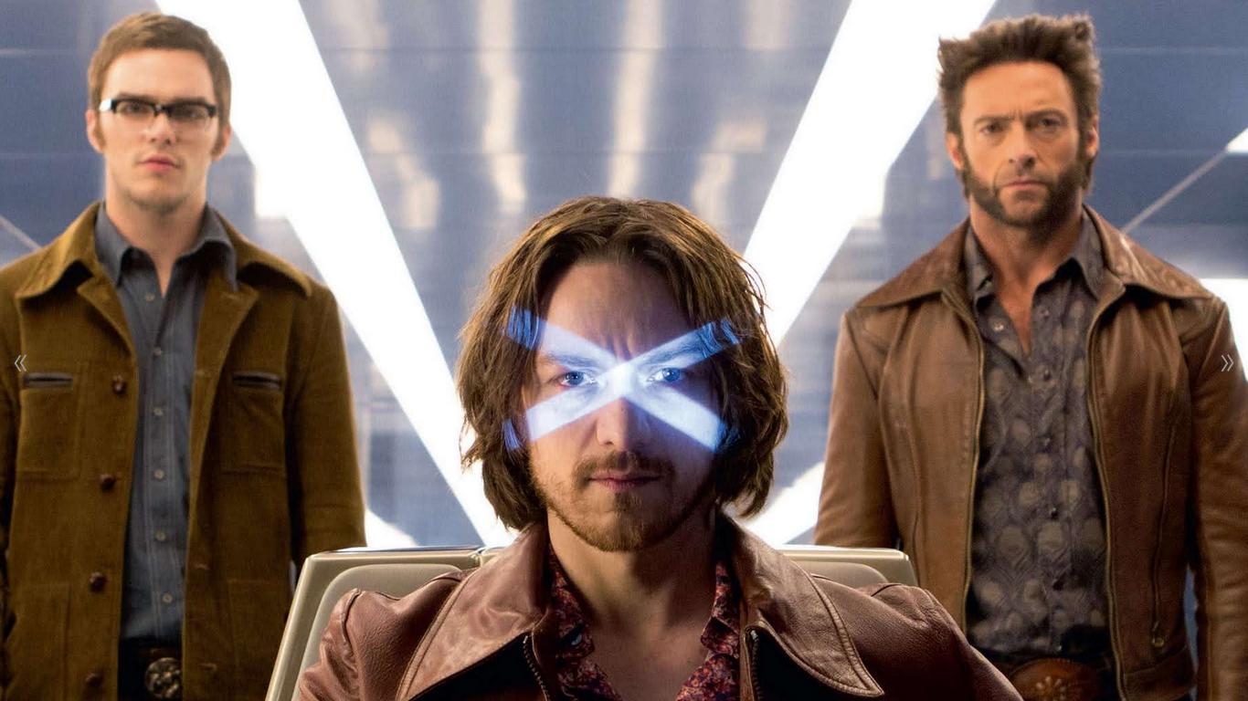 X-Men Film Series timeline list
