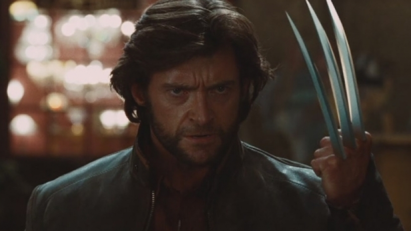 wolverine X-Men Film Series in list
