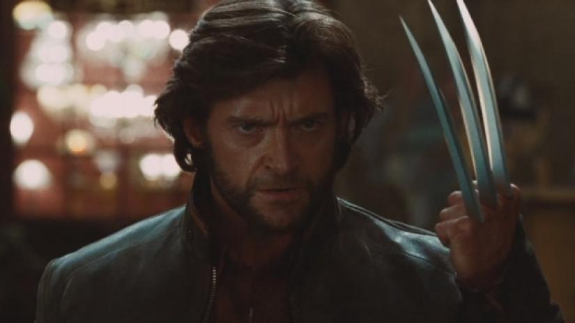 wolverine X-Men Film Series in list