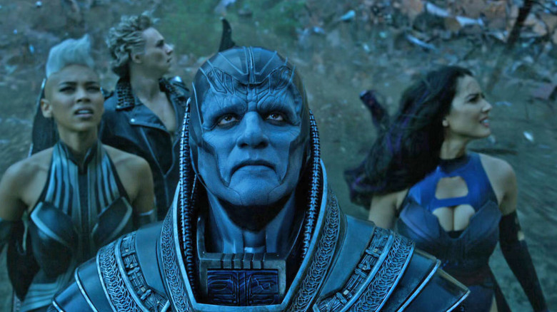 Oscar Isaac X-Men Film Series