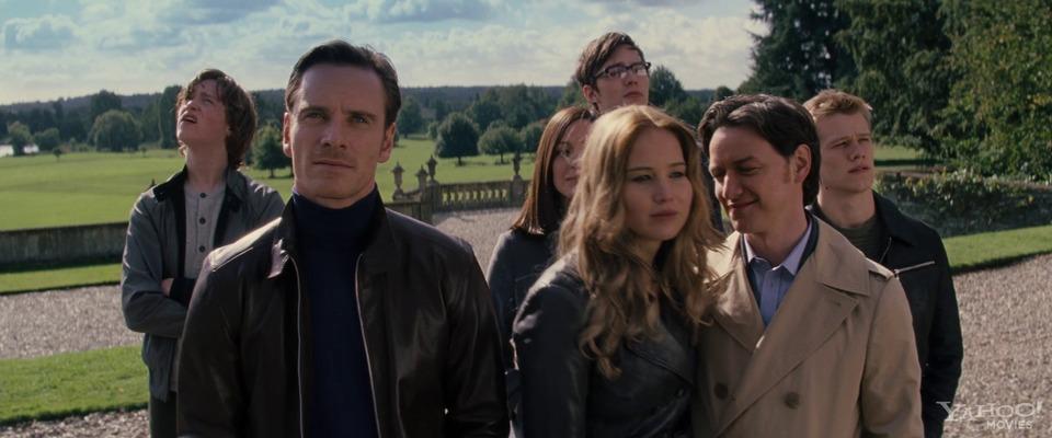 magneto in X-Men Film Series in order