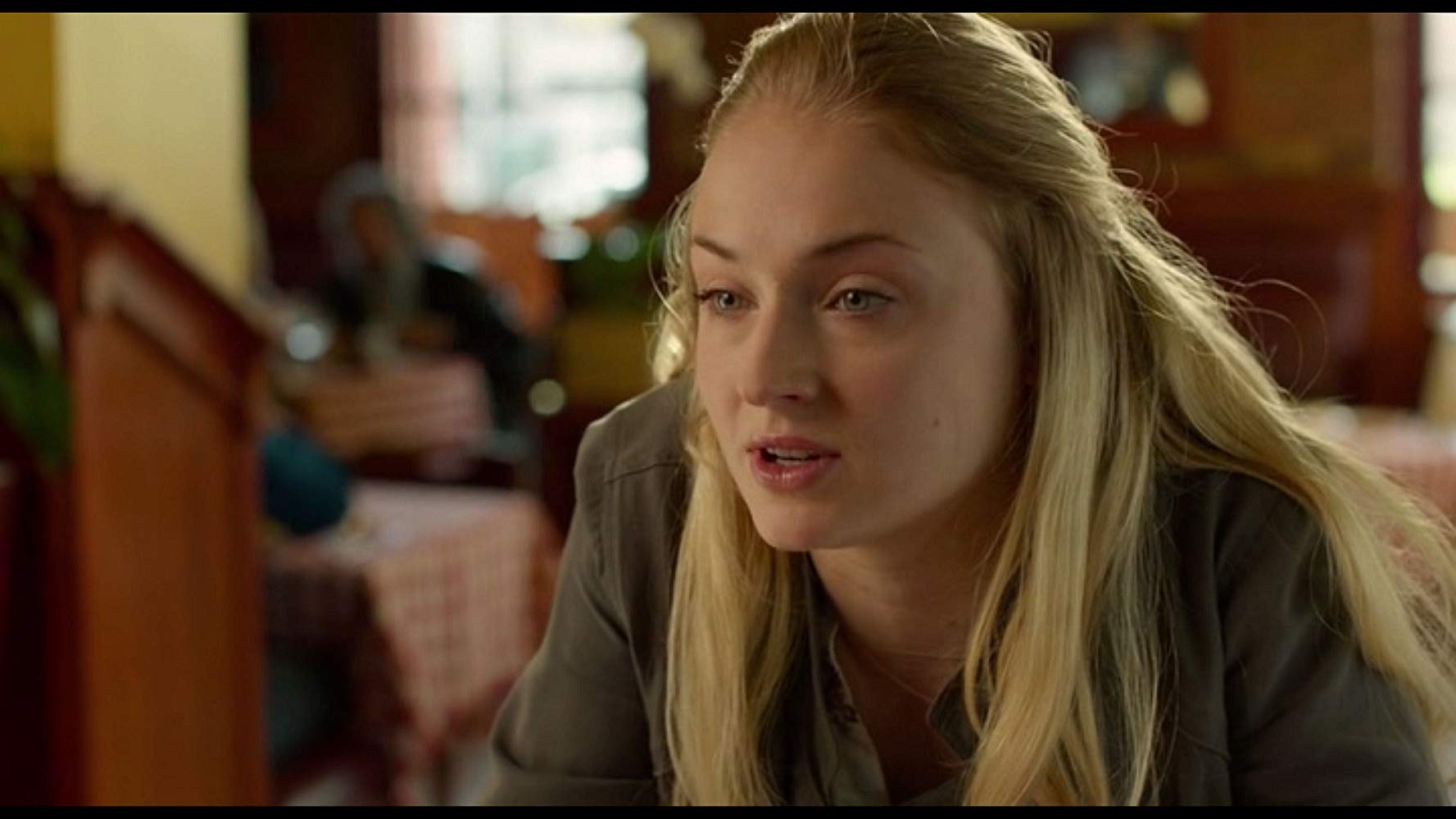 Sophie Turner In Time Freak