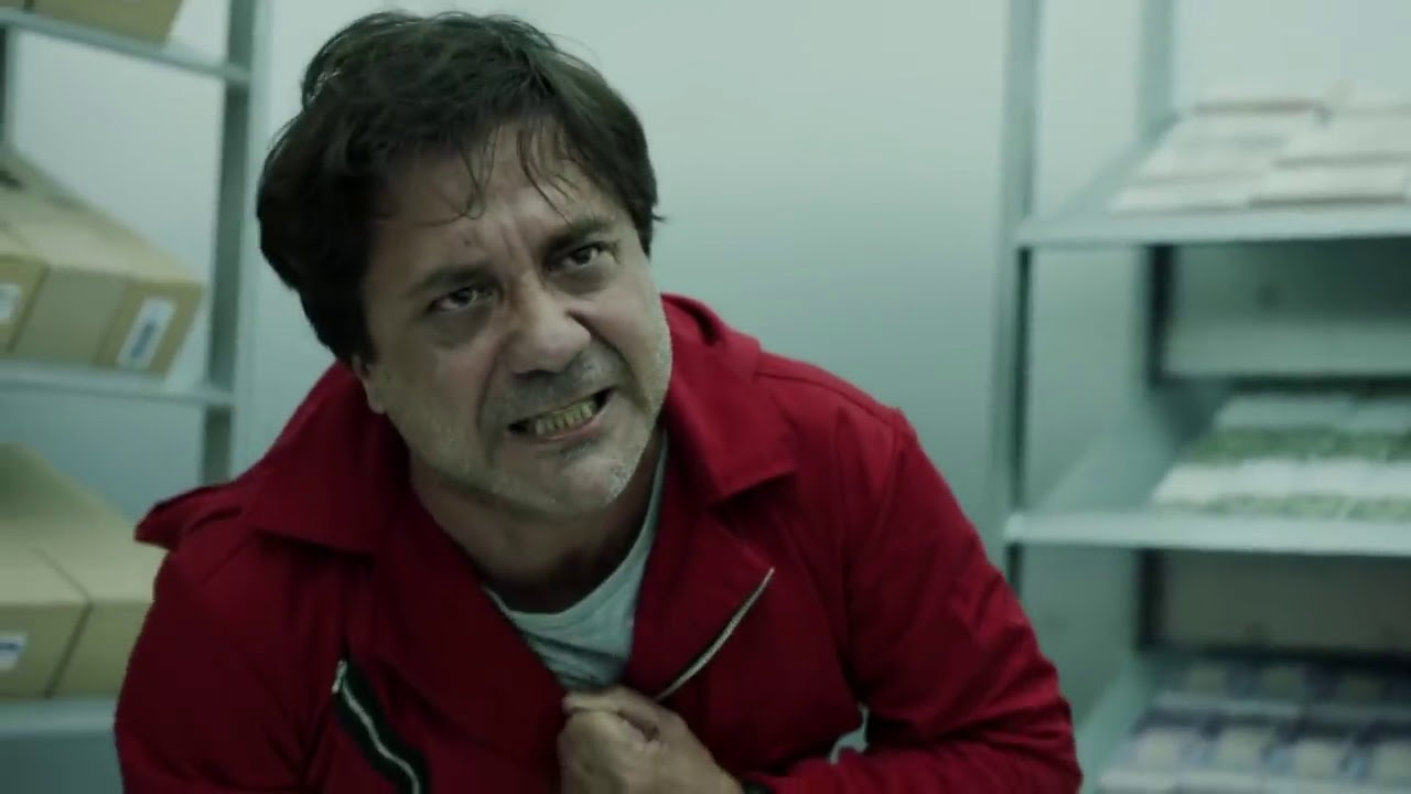 Arturo is the worst La Casa De Papel character.