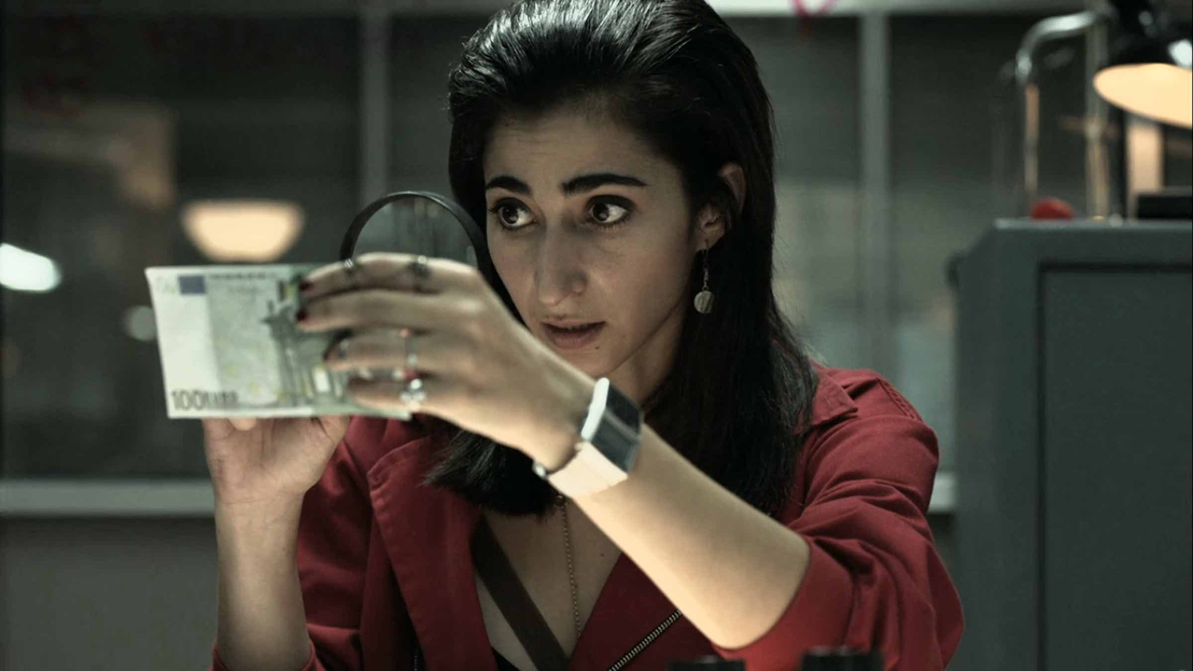 The Kenyan Nairobi is one of the best La Casa de Papel Characters