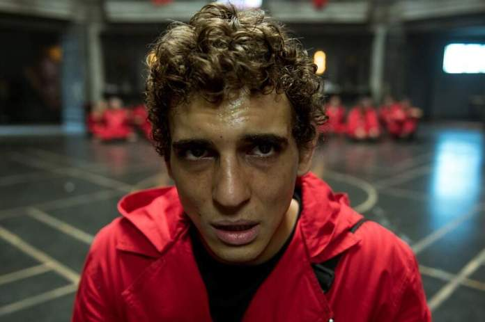 Rio In Money Heist Worst Characters