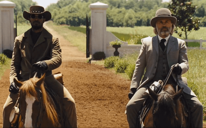Django Unchained African American Slavery Movies