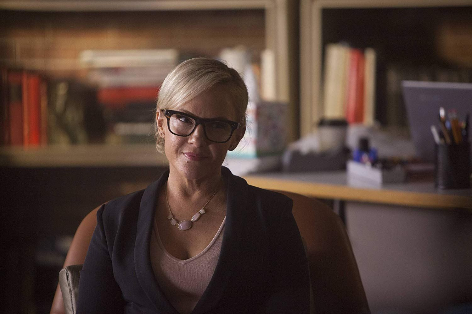 Dr Linda Martin another good character in Netflix Lucifer series.