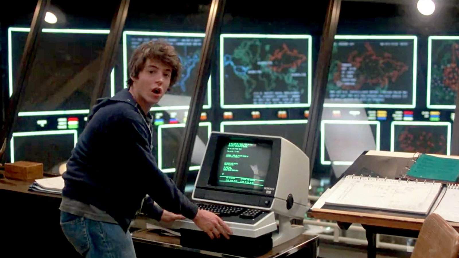 Wargames is one of the best and must watch Hollywood movies for Software Engineers