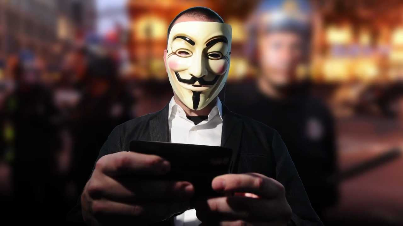 We are Legion is based on the group of hackers.