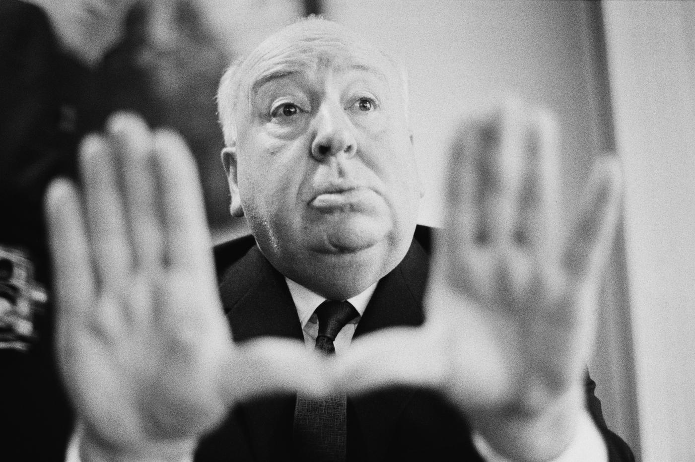 Alfred Hitchcock in Alfred Hitchcock movies on Netflix