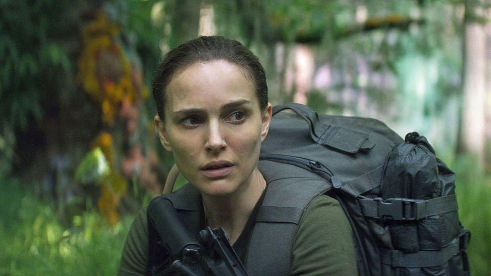 Natalie Portman in Annhilation