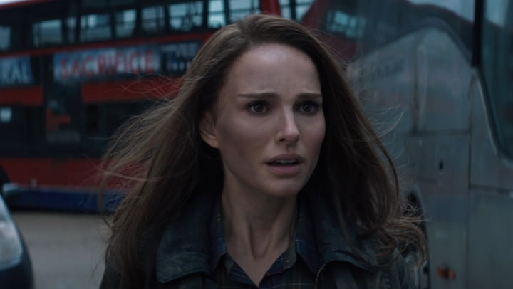 Portman featured in Avengers End Games