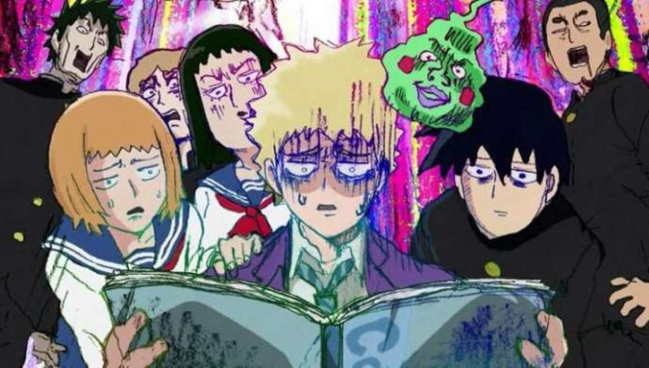 Mob Psycho 100 Season 3 Characters